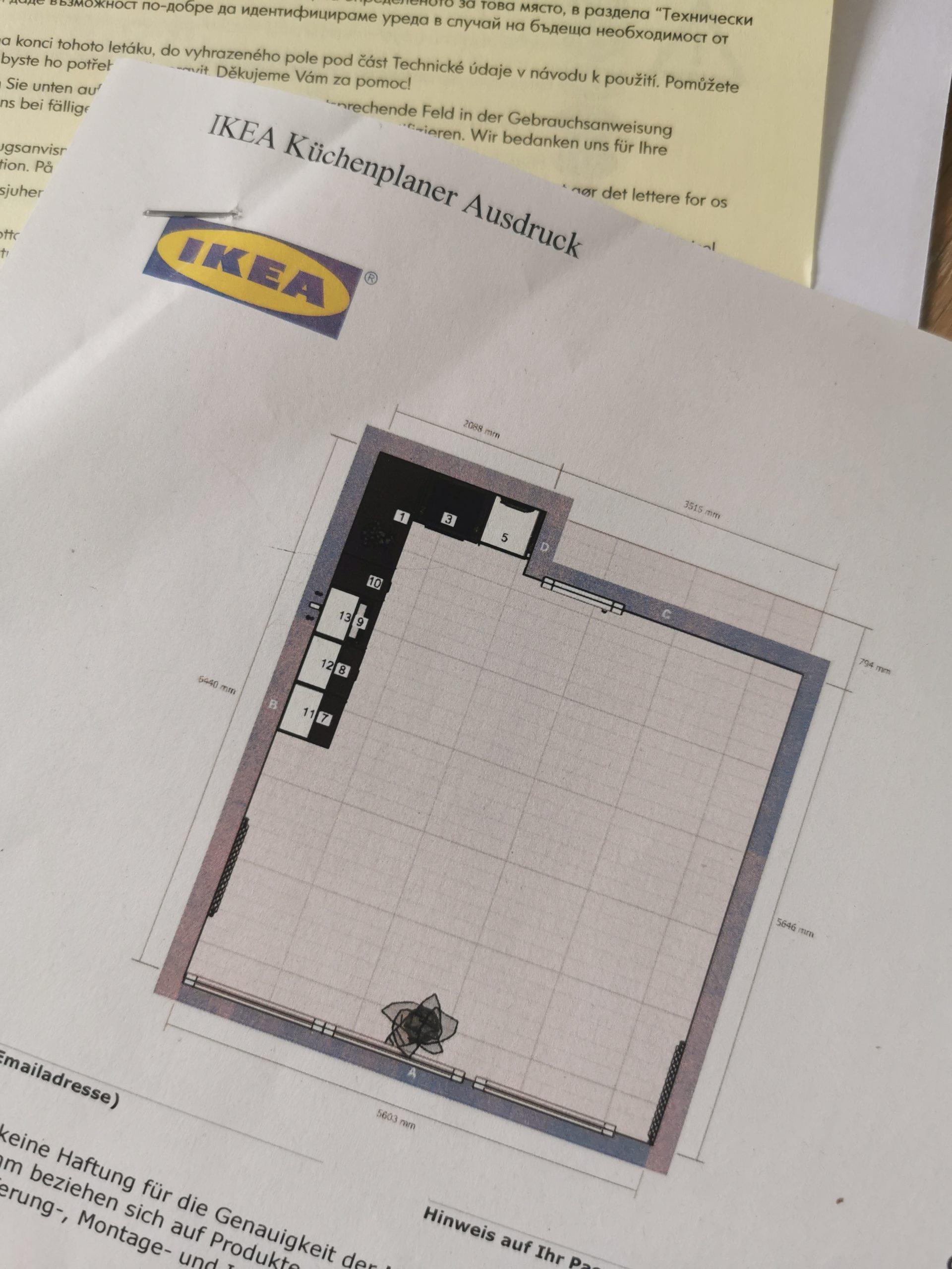 Ikea Küche selbst aufbauen? – Jennifer_Die